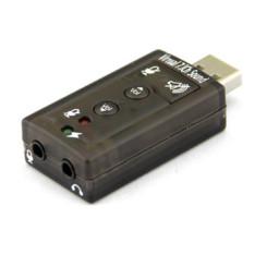 USB声卡 外置声卡 笔记本台式机外置7.1声卡win7免驱动