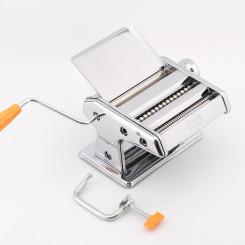 俊媳妇 FK156-3 家用面条机小型多功能压面机手动不锈钢擀面机饺子馄饨皮机