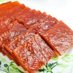 万市香 猪肉脯200g+牛肉干100g+泰式肉干1个+烤肉粒1个