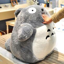 可爱宫崎骏大龙猫公仔35cm 毛绒玩具生日礼物