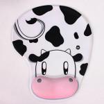 梦天 卡通创意游戏鼠标垫 天然硅胶护腕防鼠标手 多款可选