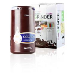 nathome 北欧欧慕 电动家用咖啡机 不锈钢磨豆器 NMD266