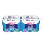 Kleenex舒洁 湿厕纸家庭装40片×8包 优惠套装