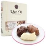 比利时迪克多 松露形三合一巧克力礼盒187.5g