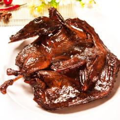 绝味 酱板鸭360g真空装 湖南特产 年货食品特色美食