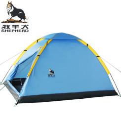 牧羊犬 户外野营1-2人帐篷 露营户外装备