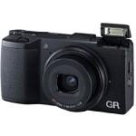 RICOH理光 GR 高端数码相机 黑色 +赠8g卡