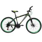 Phoenix凤凰 26寸21速双碟刹山地自行车 黑白2色可选
