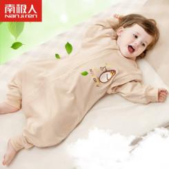 南极人 婴儿睡袋 春秋分腿宝宝纯棉薄款防踢被 NJRYP0083