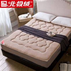 北极绒 夏季加厚床垫 单人榻榻米双人海绵垫被学生床褥子1.5/1.8m