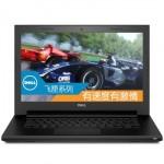 DELL戴尔 灵越 飞匣3000系列 Ins14C-4518B 14英寸笔记本电脑(i5-5200U/4G/500G/GT820M 1G独显/Win8)黑