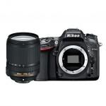 Nikon尼康 D7100 单反套机 (AF-S DX 18-105mm f/3.5-5.6G ED VR 防抖镜头)