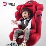 路途乐 汽车儿童安全座椅9月-12岁 isofix软连接 3C认证