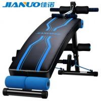 佳诺 仰卧板 仰卧起坐健身器材 家用收腹器 多功能健身椅 腹肌板 哑铃凳 多款可选