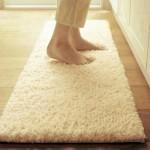 蓝海棠 新品羊羔绒地毯 客厅茶几地毯 卧室地毯 床边毯 长方形沙发地毯垫 8色可选