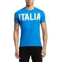Kappa卡帕 背靠背 惠 男式运动休闲T恤 圆领短袖图案衫 K0412TD51