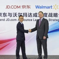 沃尔玛确认战略入股京东5%,1号店主要资产并入京东