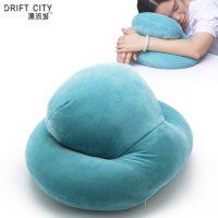 漂流城 午睡枕夏季抱枕趴睡枕学生趴趴枕午休枕头办公室睡觉靠枕 多色可选