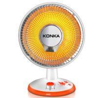 Konka康佳 KH-TY08取暖器小太阳家用电暖器台式暖气办公室暖脚暖风机浴室烤火炉