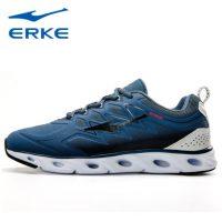 erke鸿星尔克 男鞋运动鞋秋季新款跑步鞋轻便休闲鞋透气慢跑鞋51116303040 三色可选