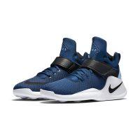 Nike耐克 KWAZI简版小椰子高帮奥利蓝色男子运动鞋844839-400