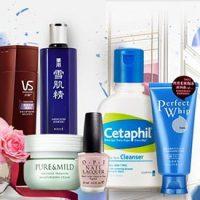 促销活动:亚马逊中国 双十美妆节预热 自营美容化妆商品