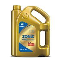 龙蟠 SONIC9000 5W-40 SN机油 汽车发动机润滑油 大众丰田正品全合成 4L*2瓶