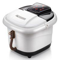 三戟 kn-902足浴盆全自动电动加热家用洗脚盆足疗机按摩泡脚机深桶足浴器
