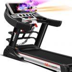立久佳 S600-D跑步机家用款正品迷你电动折叠超静音减肥彩屏多功能健身器材