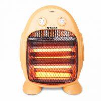 Gree格力 NSJ-8小太阳取暖器家用台式电暖器静音暗光节能干衣电热器防烫