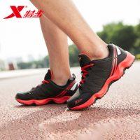 XTEP特步 男鞋冬季运动鞋防滑跑步鞋秋冬休闲鞋学生网面耐磨旅游鞋子 10色可选