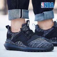 NBA 男鞋官方正品时尚休闲鞋透气百搭潮流跑鞋轻便运动鞋 3色可选