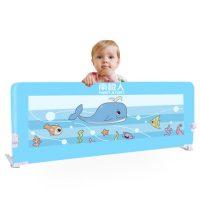 南极人 床护栏婴儿童床围栏2米1.8米大床通用宝宝床挡板防摔护栏杆1.5m 多款可选