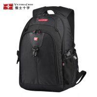 维士十字 双肩包男士背包运动篮球包高中学生书包旅行包休闲电脑包