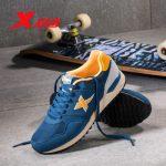 特步XUP 男鞋运动鞋情侣款春季耐磨百搭透气跑鞋休闲鞋跑步鞋