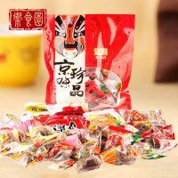 御食园 蜜饯零食大礼包1080g 老北京冰糖葫芦果脯山楂条11种组合