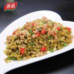惠通 酸豆角 四川泡菜 脆豇豆80g*10袋 咸酸菜榨菜开味下饭佐餐小菜