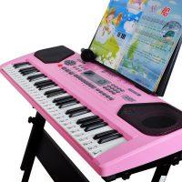 俏娃宝贝 99-01儿童电子琴1-6岁多功能音乐初学女孩玩具宝宝钢琴