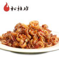 松桂坊 猪脆骨 好吃的 湖南特产香辣麻辣小吃食品休闲零食 120g
