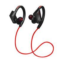 POLVCDG铂典 无线蓝牙耳机挂耳式跑步头戴双入耳4.1运动苹果耳塞