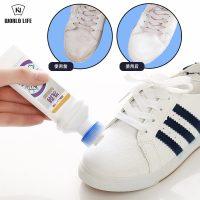 和匠 日本进口小白鞋神器多功能清洁剂刷 一擦白鞋子运动鞋白鞋边去污