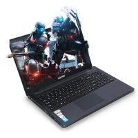 Hasee神舟 战神 K670E-G6D1 游戏本15.6英寸笔记本电脑(i5-7400、8GB、1T+128GB SSD、GTX1050 4GB)