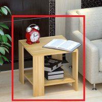 健威 ybjj-001 创意简约小户型茶几 客厅边角几沙发多功能方形咖啡桌 打印机桌子