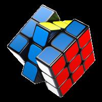 魔域文化 MF8805 3三阶魔方二四五245阶套装顺滑速拧儿童学生专业比赛专用