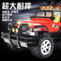 力翔 3030 超大遥控车越野车漂移充电遥控汽车儿童男孩耐摔悍马汽车赛车玩具