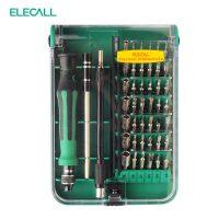 ELECALL 螺丝刀组合套装31合1拆机螺丝批 多功能起子苹果手机数码维修工具