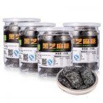 井记 黑芝麻糖酥芝麻片传统手工糕点特产点心零食小吃250g*4罐 *2件