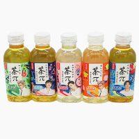 BigBang代言 农夫山泉 单人纪念版 茶兀饮料茶派果味500ml*15瓶 5口味组合发货