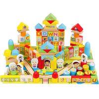 丹妮奇特 CDN-7108-1 儿童积木玩具男孩女孩宝宝婴儿启蒙早教