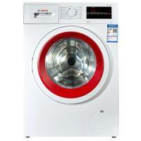 博世(BOSCH) WAP242C08W 8公斤 变频滚筒洗衣机 15分钟快洗 低噪音 液程序(白色)